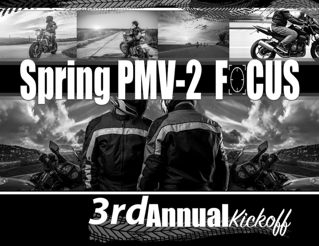3rd Annual PMV-2 Focus announcement graphic