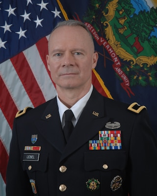 Col. William H. Wagner assumed command of the 124th Regional Training Institute March 10, 2021.(courtesy photo)