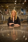 In honor of Women's History Month, DIA hosted Gwynne Shotwell, president and chief operating officer of SpaceX, for a virtual MasterMinds event March 10. (Photo courtesy of SpaceX)