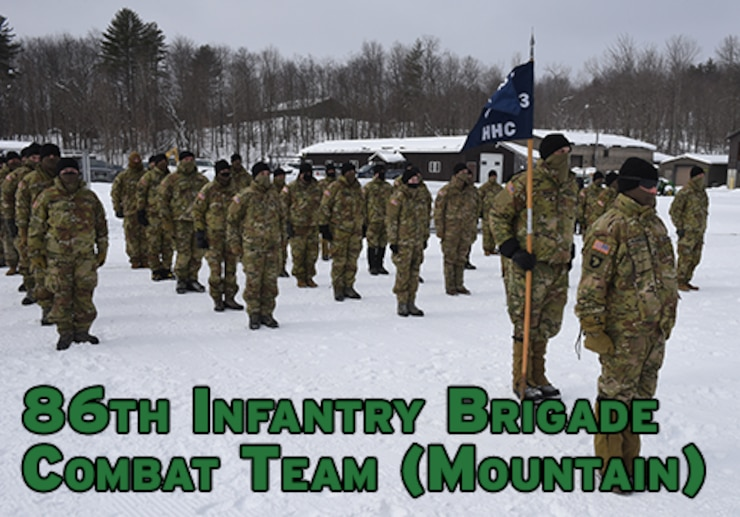 86th Infantry Brigade Combat Team (Mountain)