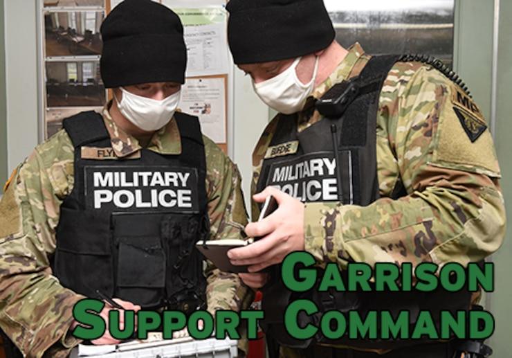 Garrison Support Command