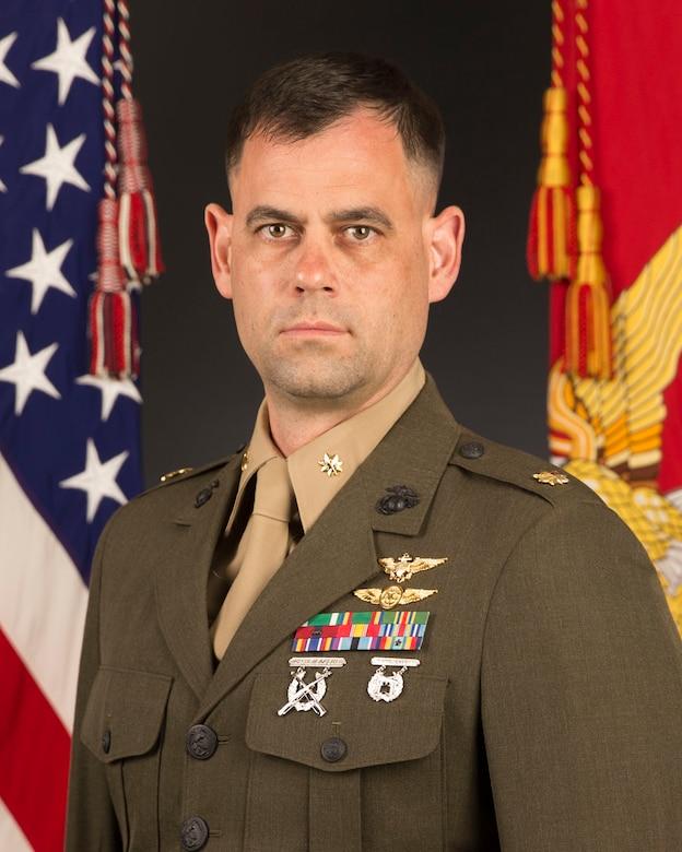 Maj Tyler Kesterson Bio Photo