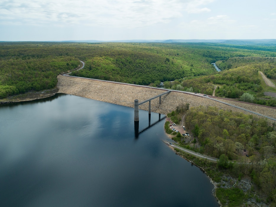 Francis E. Walter Dam, owned and operated by the U.S. Army Corps of Engineers, operates as a system in conjunction with Beltzville Dam, located in Lehighton PA, to reduce flooding in the downstream communities along the Lehigh River. Since its construction, the F.E. Walter Dam has prevented more than $245 million in flood damages to the Lehigh River Valley.