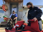 Coast Guard Marine Safety Task Force deploys for Bristol Bay commercial salmon opening.