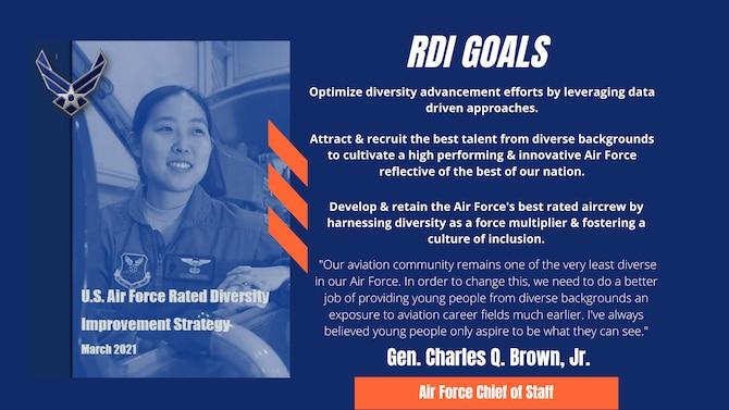 Graphic of RDI Goals