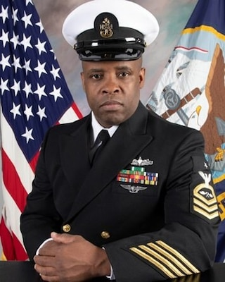 Command Senior Chief Powell