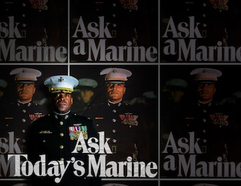 Col. Dolberry and Maj. Howe, commemorate the contributions of our African-American Marines - Past, present, and future.