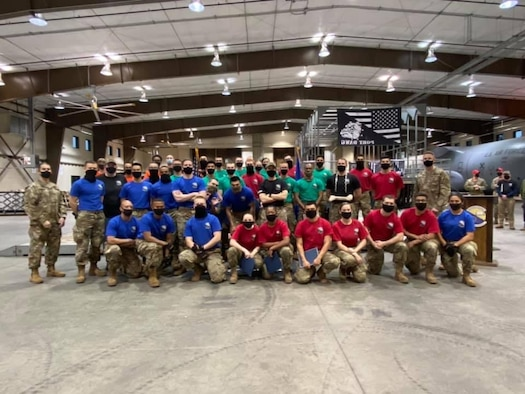 FORT LEE, Va. – Passion, pride, and community are what many organizations strive for and few achieve. The 345th Training Squadron here demonstrated these values and more Feb. 26 during the schoolhouse's first Port Dawg Rodeo.