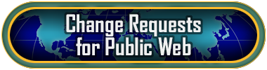 Change Requests for Public Web