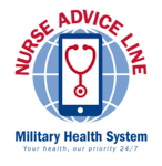 Military Health System Nurse Advice Line logo