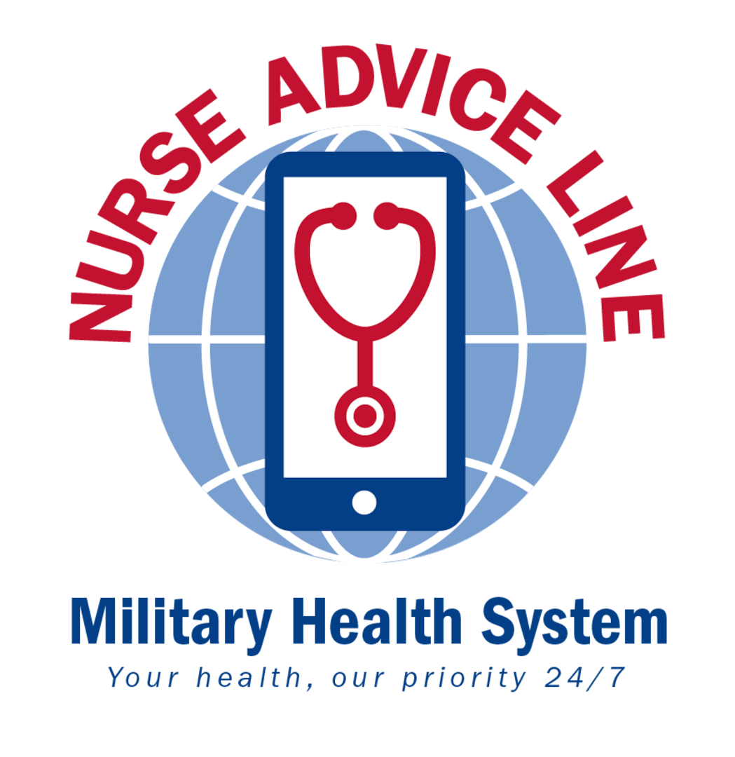 Military Health System Nurse Advice Line logo