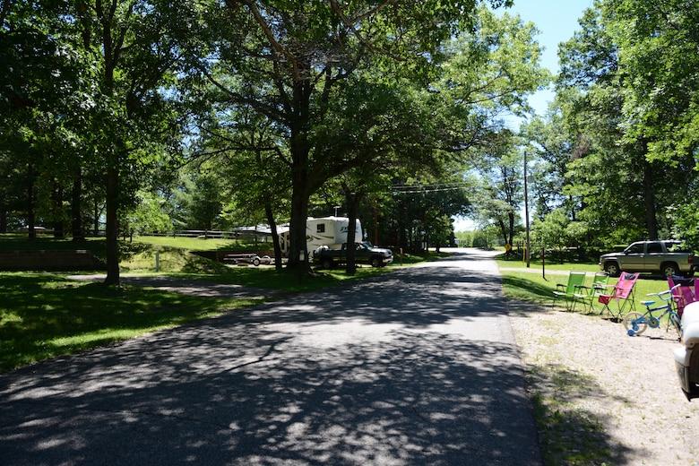 Sandy Lake campground