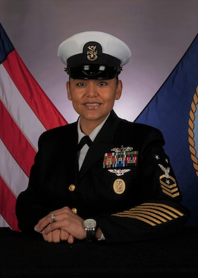 CMDCM(SW/AW/IW) VERONICA C. HOLLIDAY