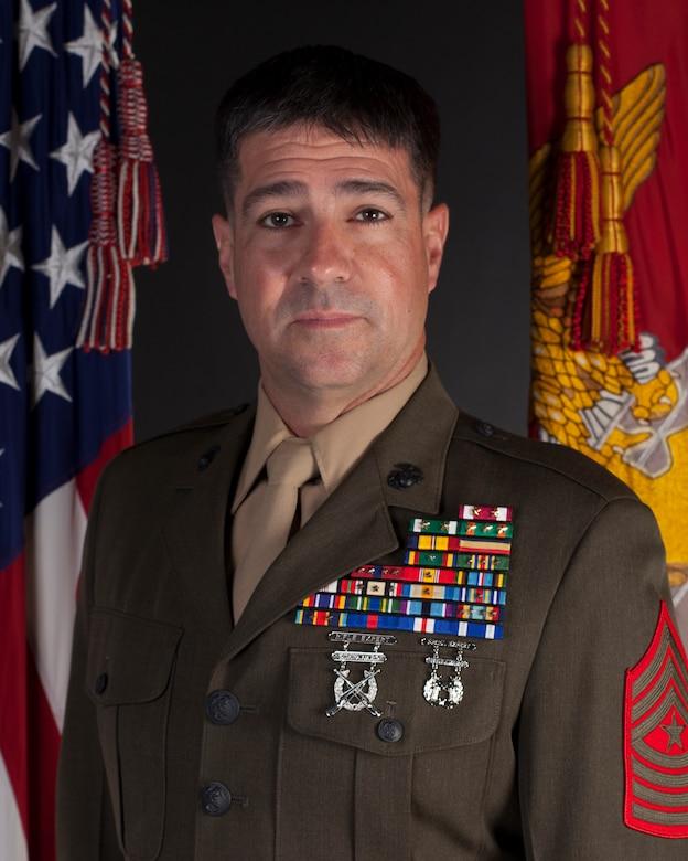 Sergeant Major Ryan K. Hampton