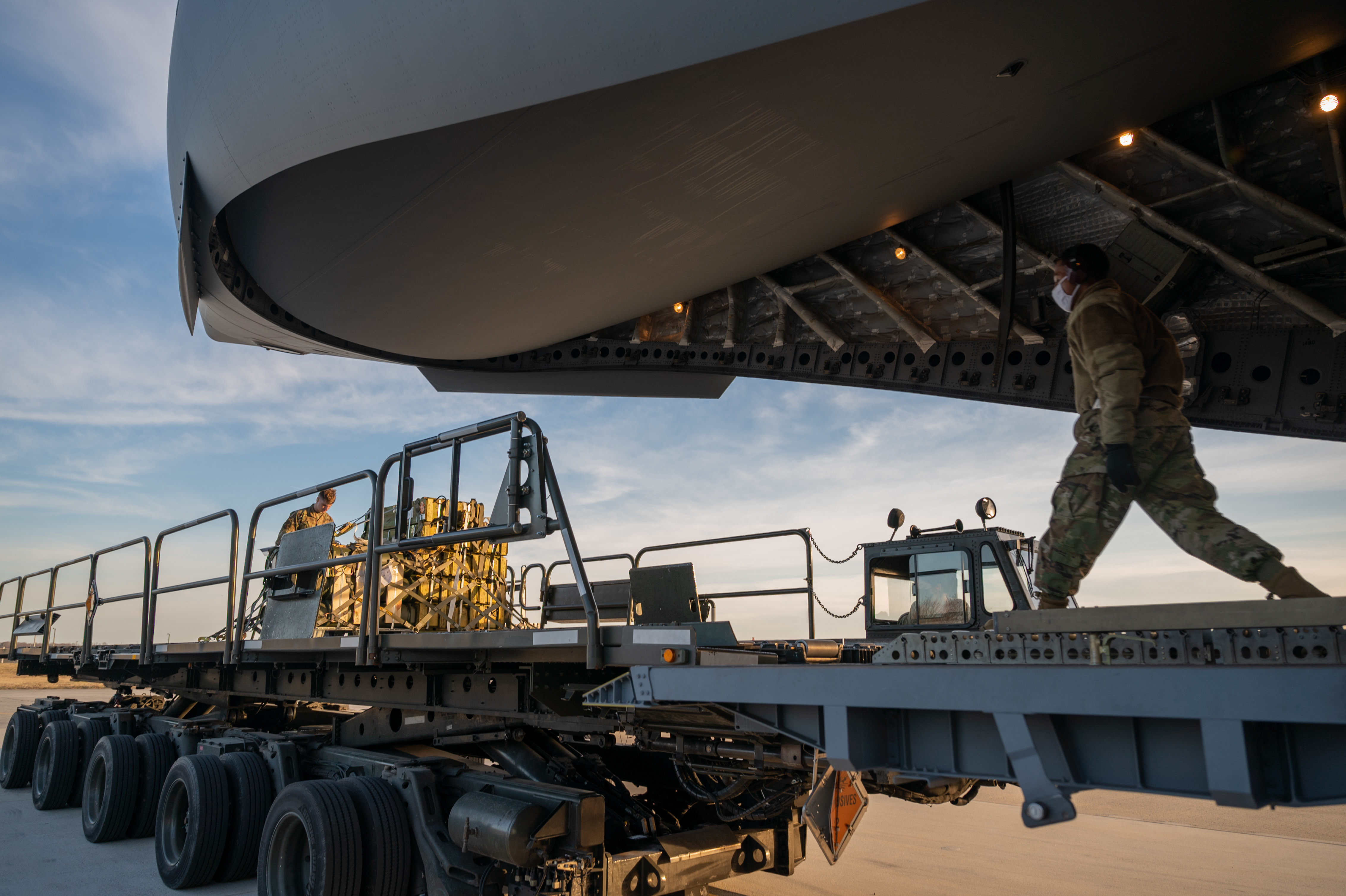 US, Australia strengthen alliance at Dover AFB > U.S. Air Force > Article  Display