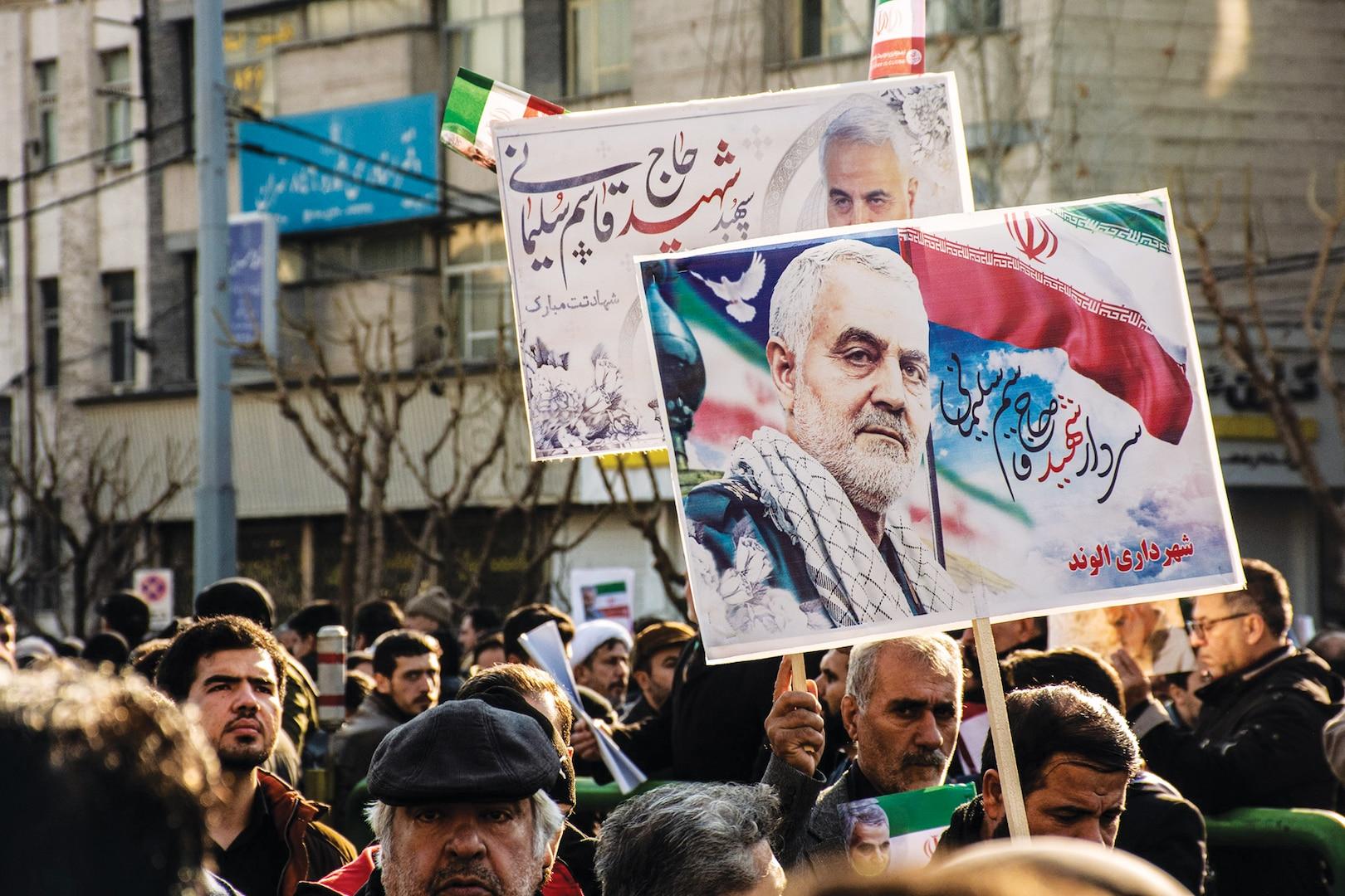 (Hosein Charbaghi, January 6, 2020)