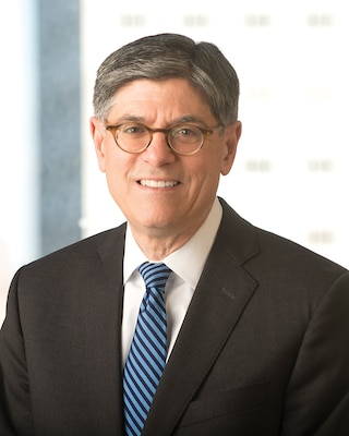 "Jacob ""Jack"" Lew served as Secretary of the U.S. Treasury 2013-2017."