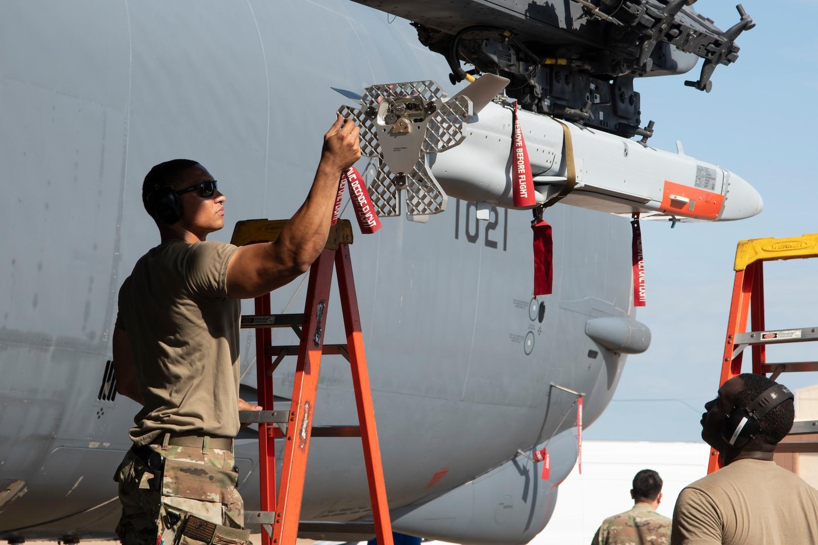 B-52 MALD Operations