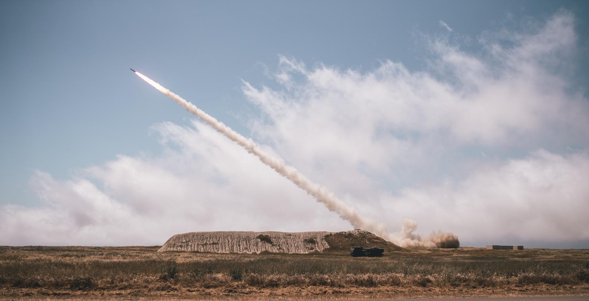 Marine HIMARS Operations