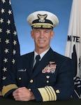Portrait of Coast Guard Vice Commandant Vice Adm. Charles Ray.