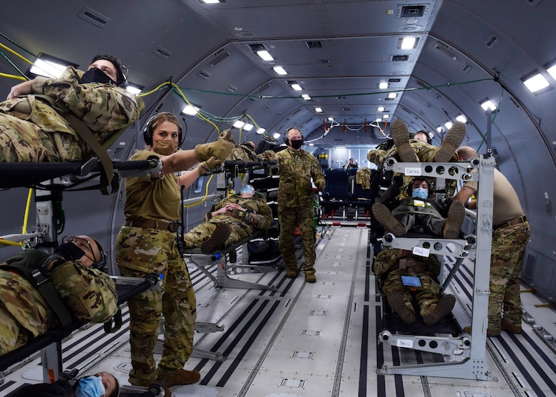 First 433rd AES crew trains on KC-46A Pegasus