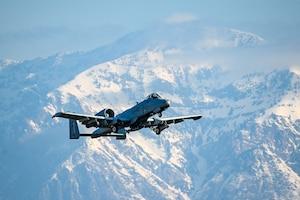 104th Fighter Squadron participates in Combat Hammer Utah