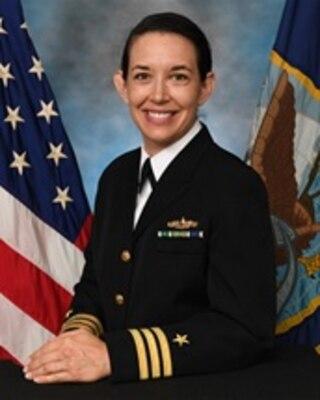 Commander Christina Humphries
