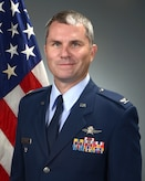 Official biography photo: Col. Harold Linnean.