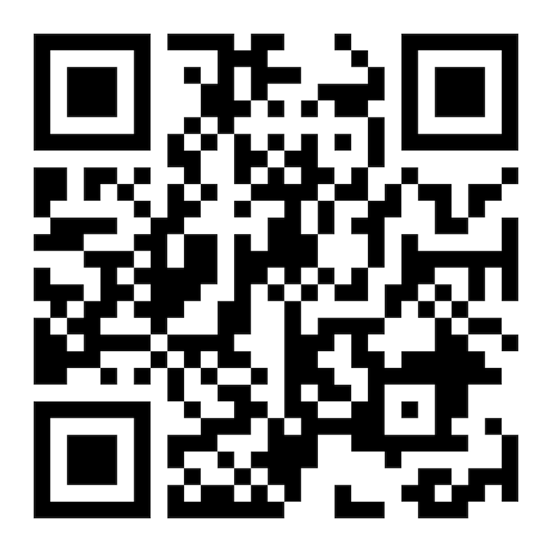 QR code for Team Kirtland Air Force Assistance Fund Campaign