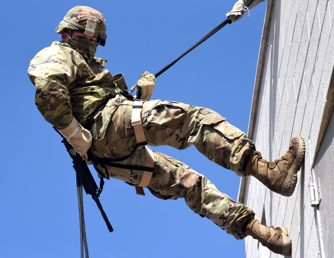 Virginia National Guard Soldiers representing the 116th Infantry Brigade Combat Team and Maneuver Training Center Fort Pickett claim top honors at the 2021 VNG Best Warrior Competition, held March 18-21, 2021, at Fort Pickett, Virginia.