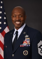 Official Photo of the 90th Missile Wing Command Chief.