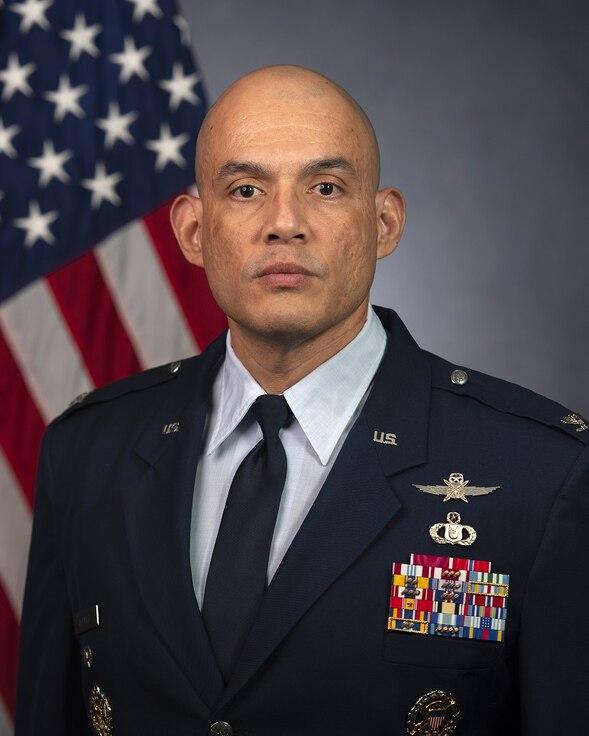 Colonel Omar A. Velasco