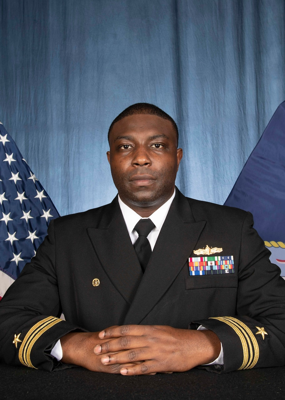 LCDR Earvin M. Taylor