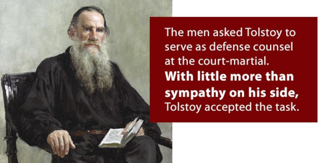 Portrait of Leo Tolstoy (1887)
