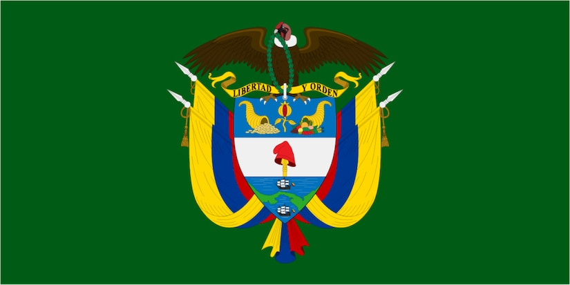 Coat of arms of Colombia