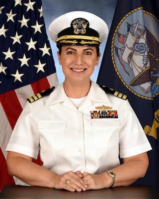 CDR Amanda G. Browning