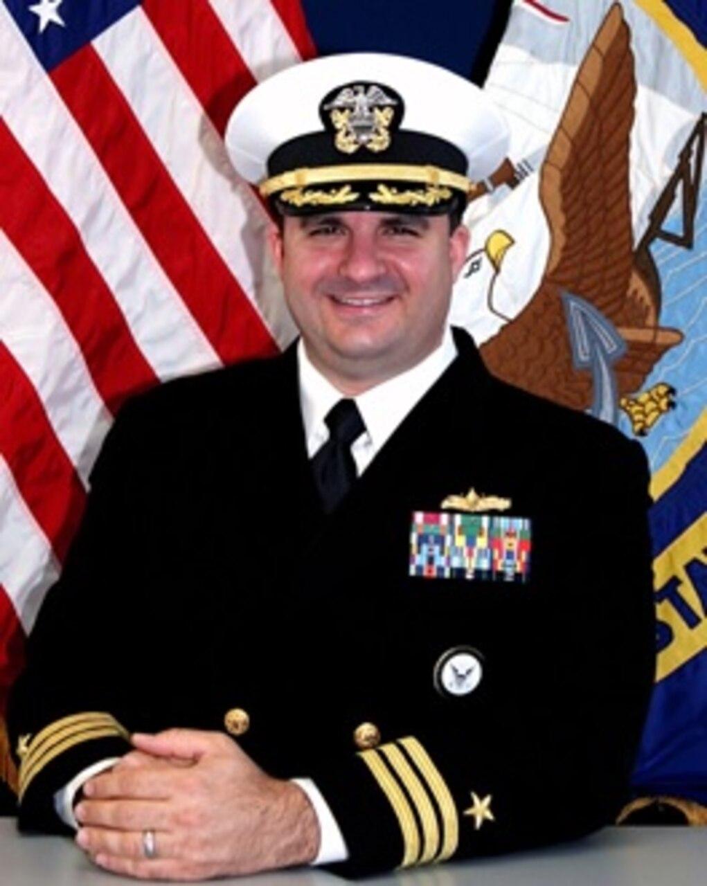 Captain Justin Long