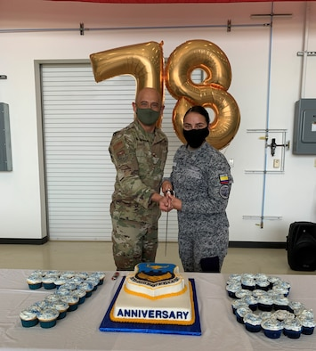 IAAFA celebrated its 78th anniversary March 15, 2021.