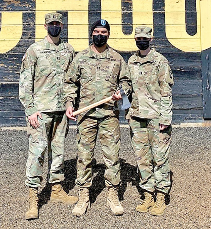 Army Reserve Soldier jumps into active duty, makes impact
