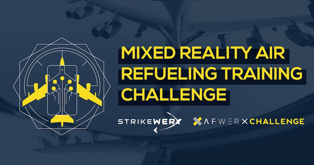 STRIKEWERX, the command's innovation hub, is aiding Global Strike's effort to build a state-of-the-art training capability for training pilots to accomplish air refueling in the B-52 bomber via the Mixed Reality Air Refueling Training Challenge.