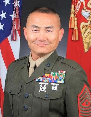 Inspector Instructor Sergeant Major,1st Battalion, 23rd Marines