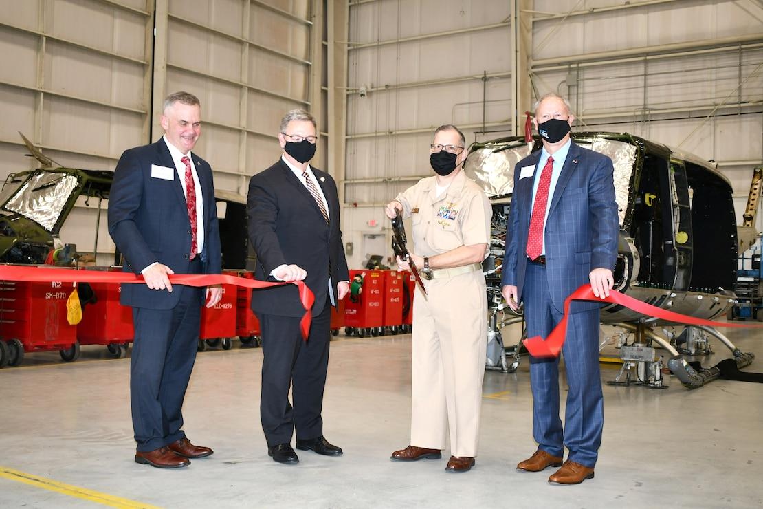 Ribbon cutting ceremony celebrates opening of new facility