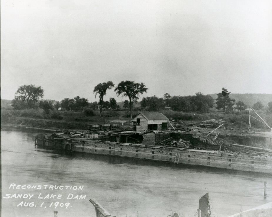 Historic photos of Big Sandy Lake