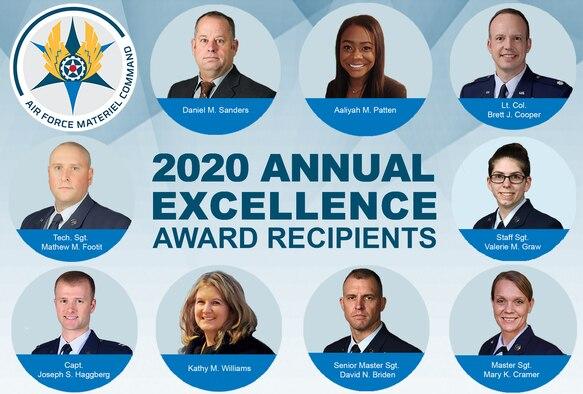 2020 Award Winner Graphics