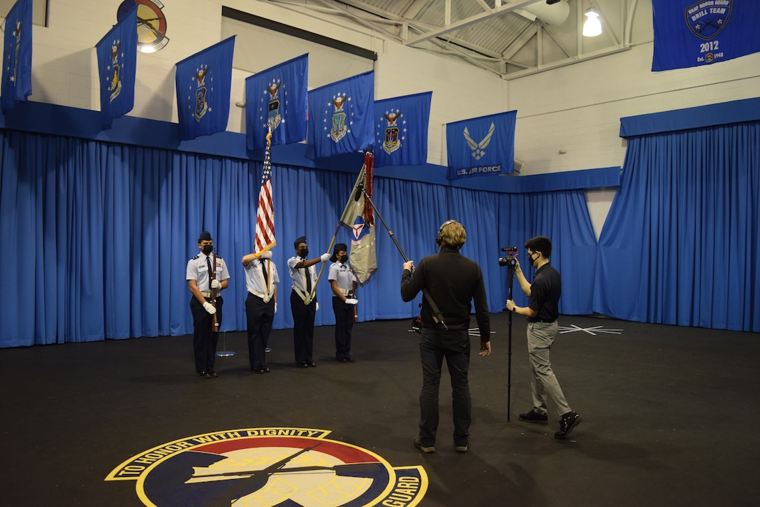 The newly created Howard Town Civil Air Patrol squadron stood up due to interest within the local community, the proximity to a local Reserve Officer Training Corps program and its location in the inner-city of Washington, D.C.