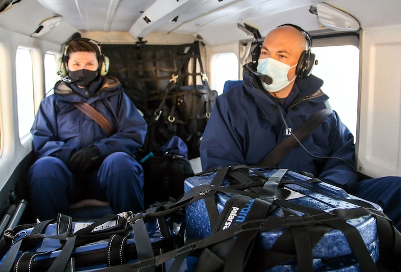 On March 24, 2021 Civil Air Patrol, the U.S. Air Force auxiliary, reached another mission milestone — 365 continuous days in support of America's humanitarian response to the novel coronarvirus pandemic.