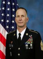 Command Sgt. Maj. Jay Bennett