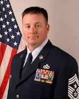 Chief Master Sergeant Trever J. Slater