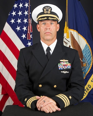 CDR Michael Welgan