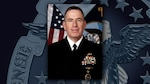 Navy Rear Adm. Joseph Noble Jr. was selected as the next director of Defense Logistics Agency Logistics Operations March 29, 2021.
